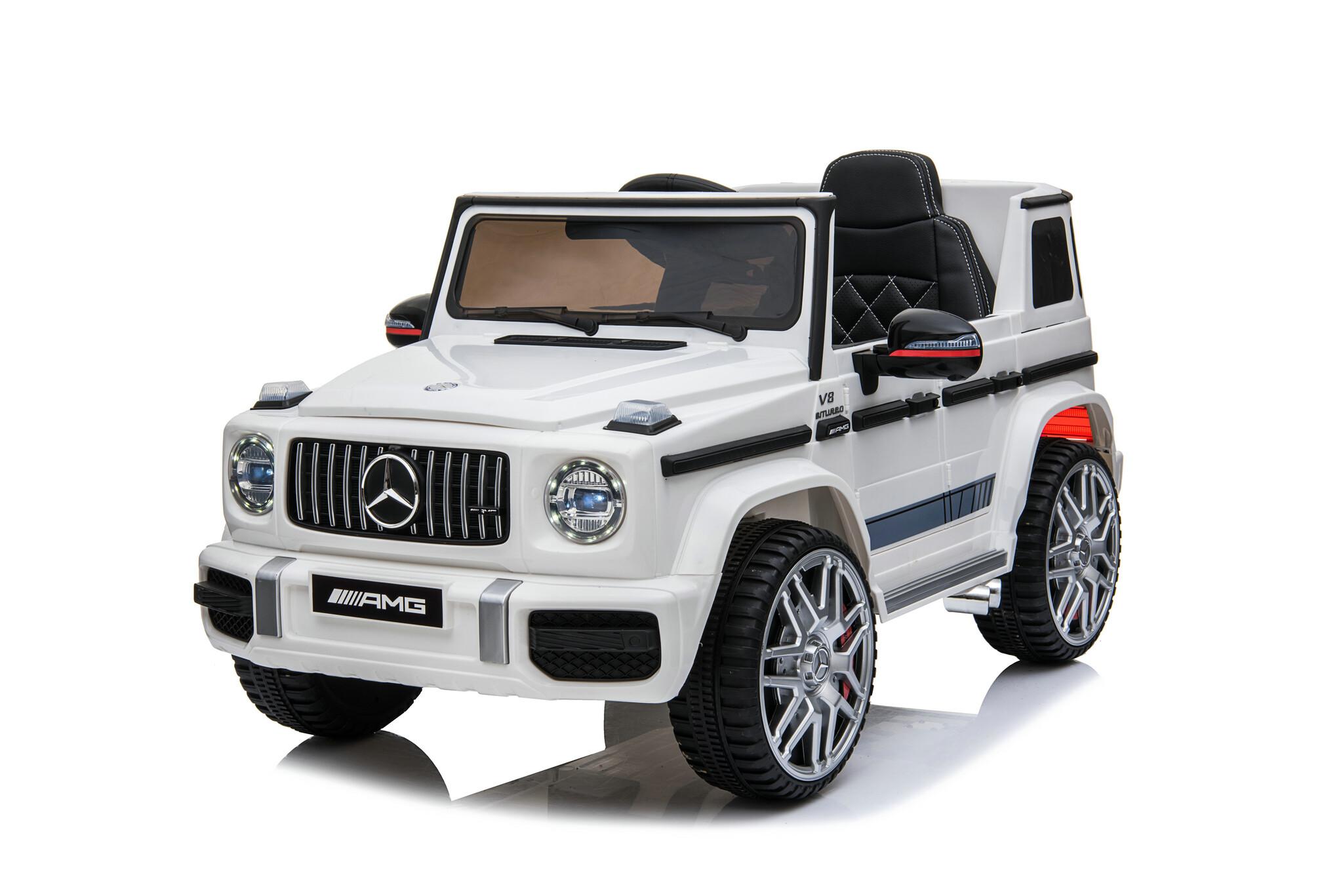 Mercedes G63 kinderjeep electrisch