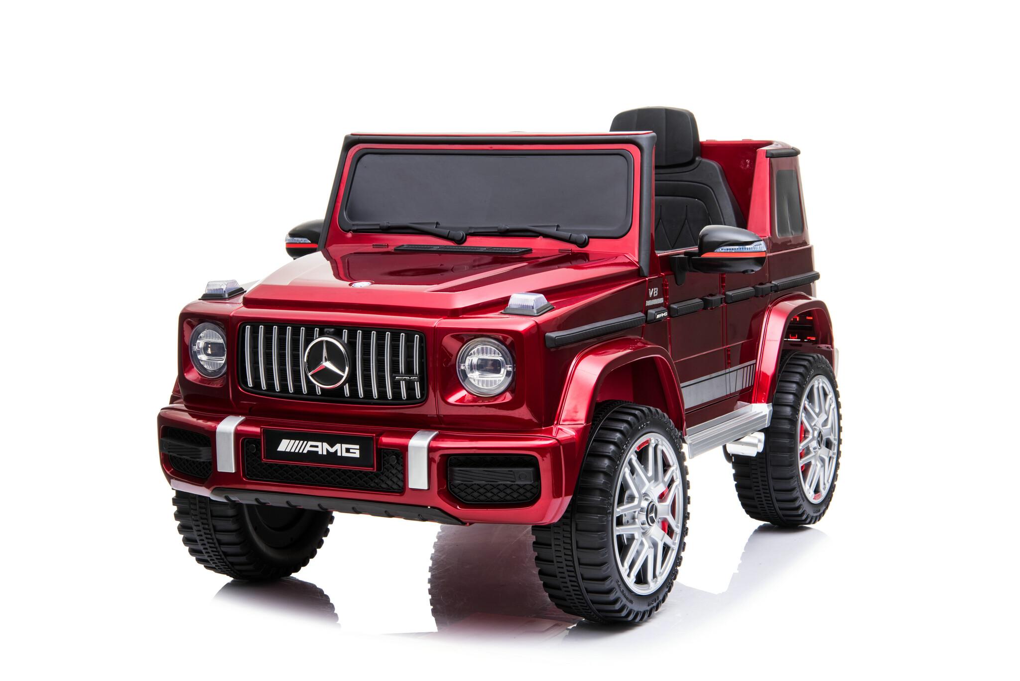Mercedes G63 speelgoedjeep 1