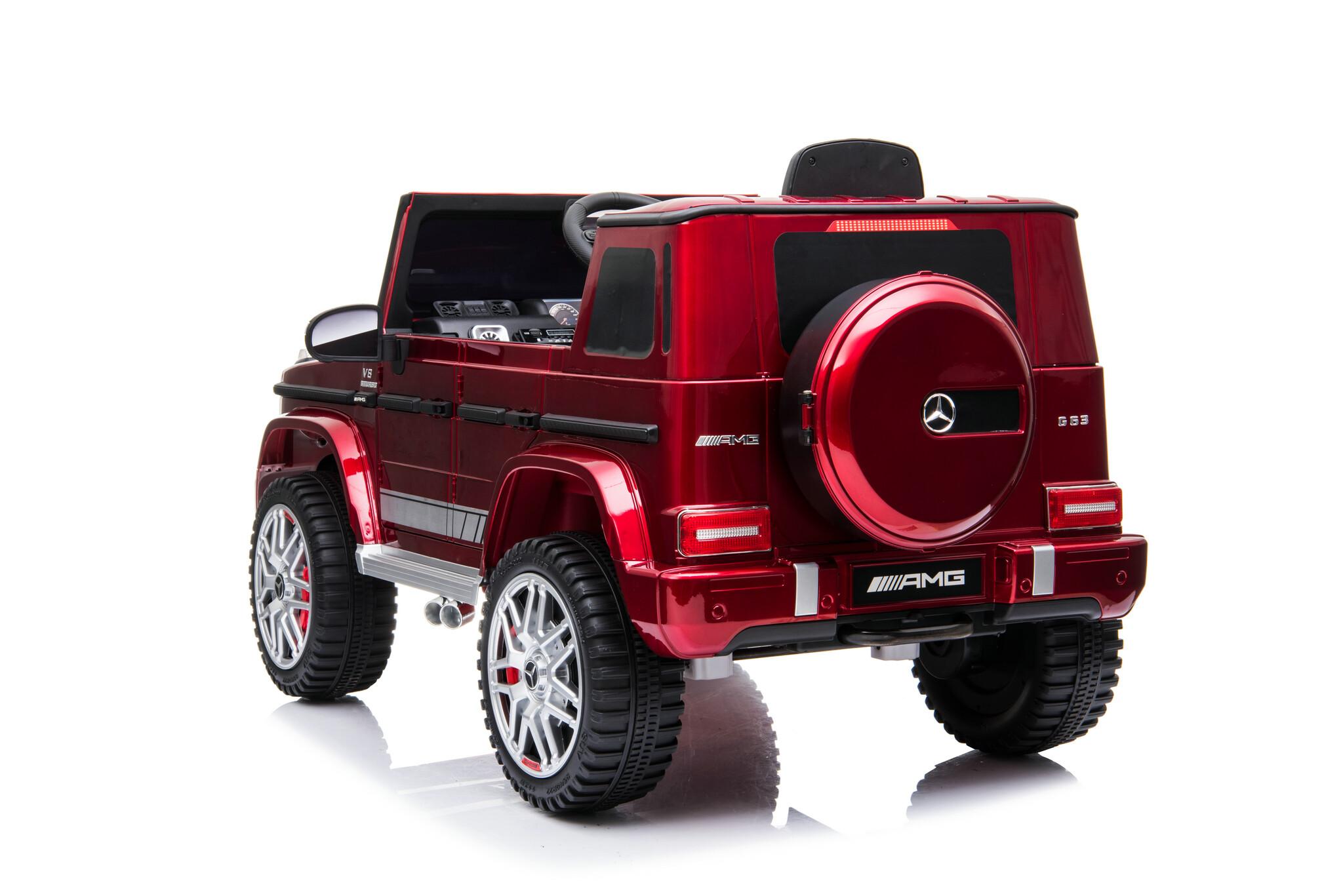 Mercedes G63 speelgoedjeep