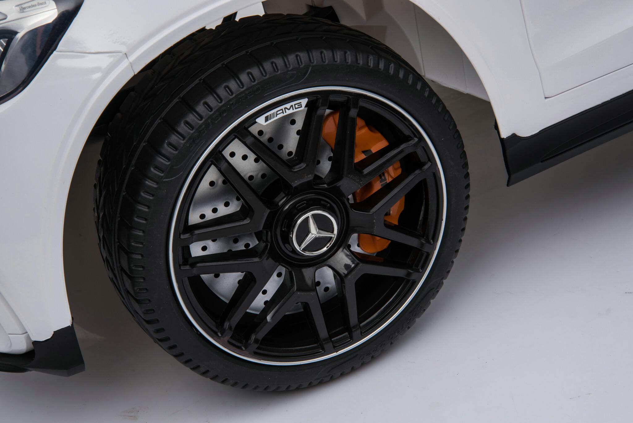 Mercedes Jeep voor kinderen Herentals 5
