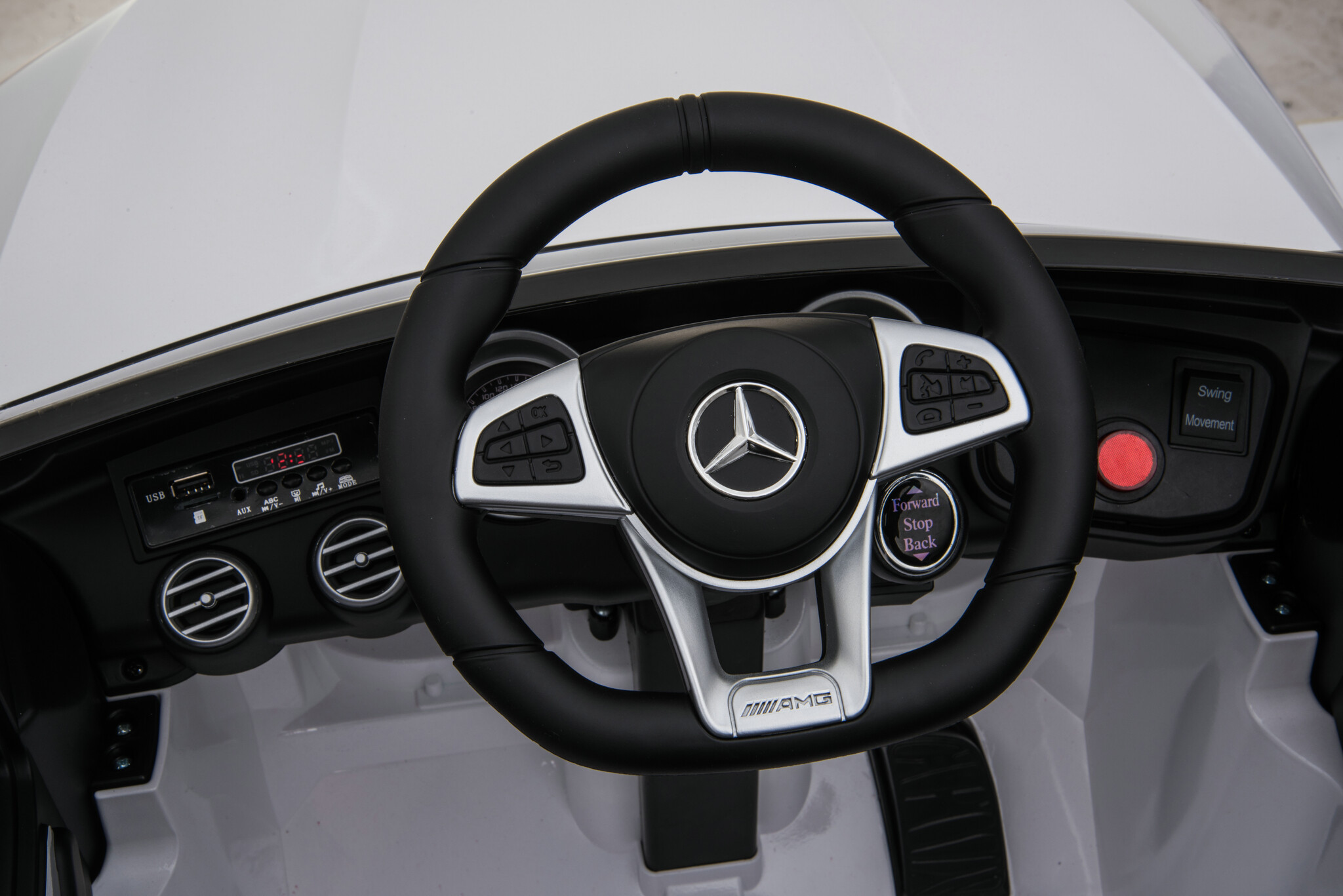 Mercedes Jeep voor kinderen Herentals 4