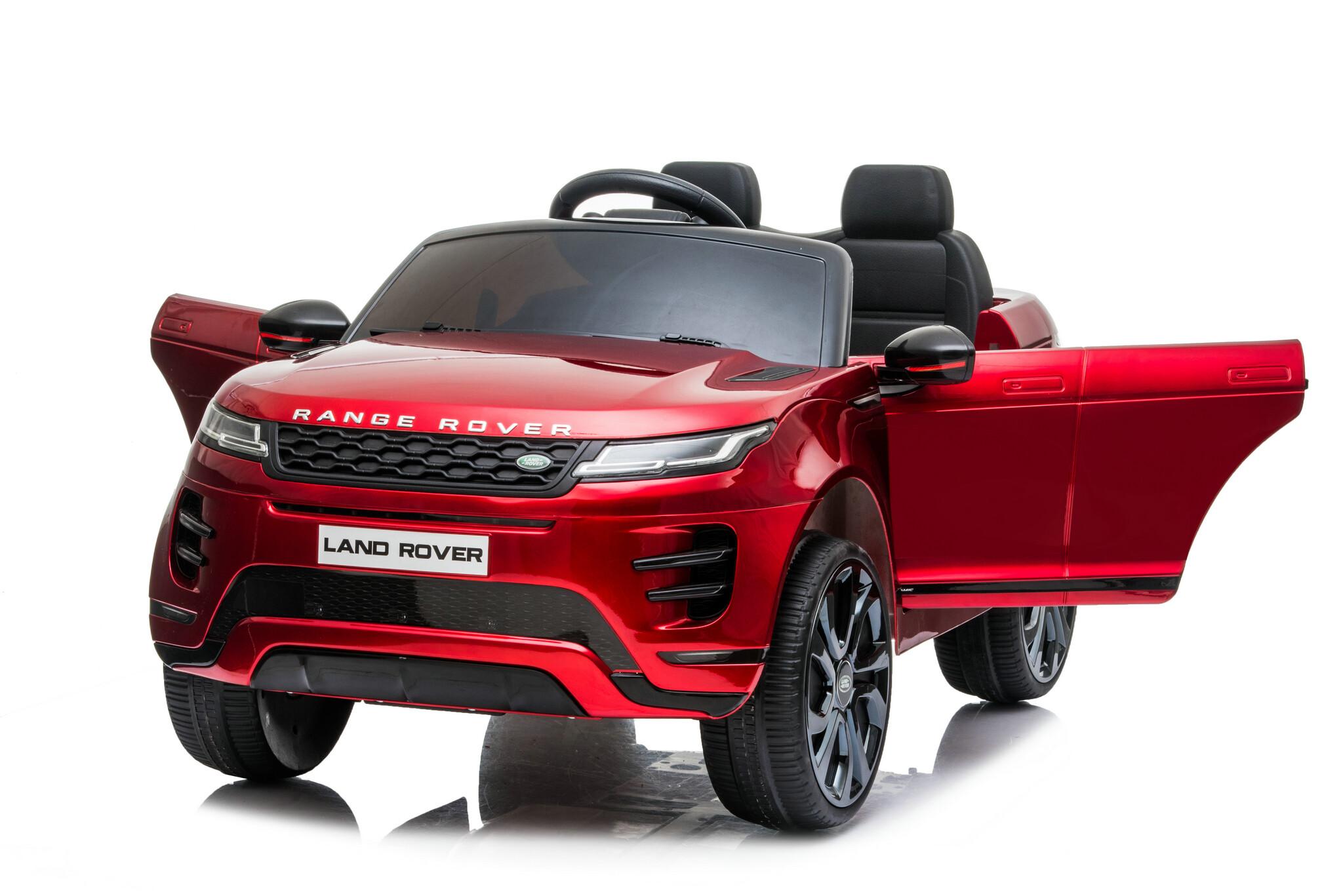 Range Rover Evoque voor kinderen