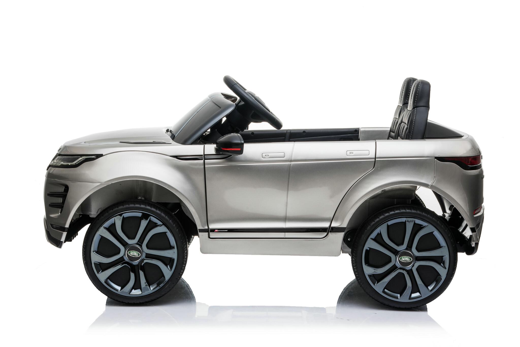 Range Rover Evoque kinderjeep electrisch Herentals 8