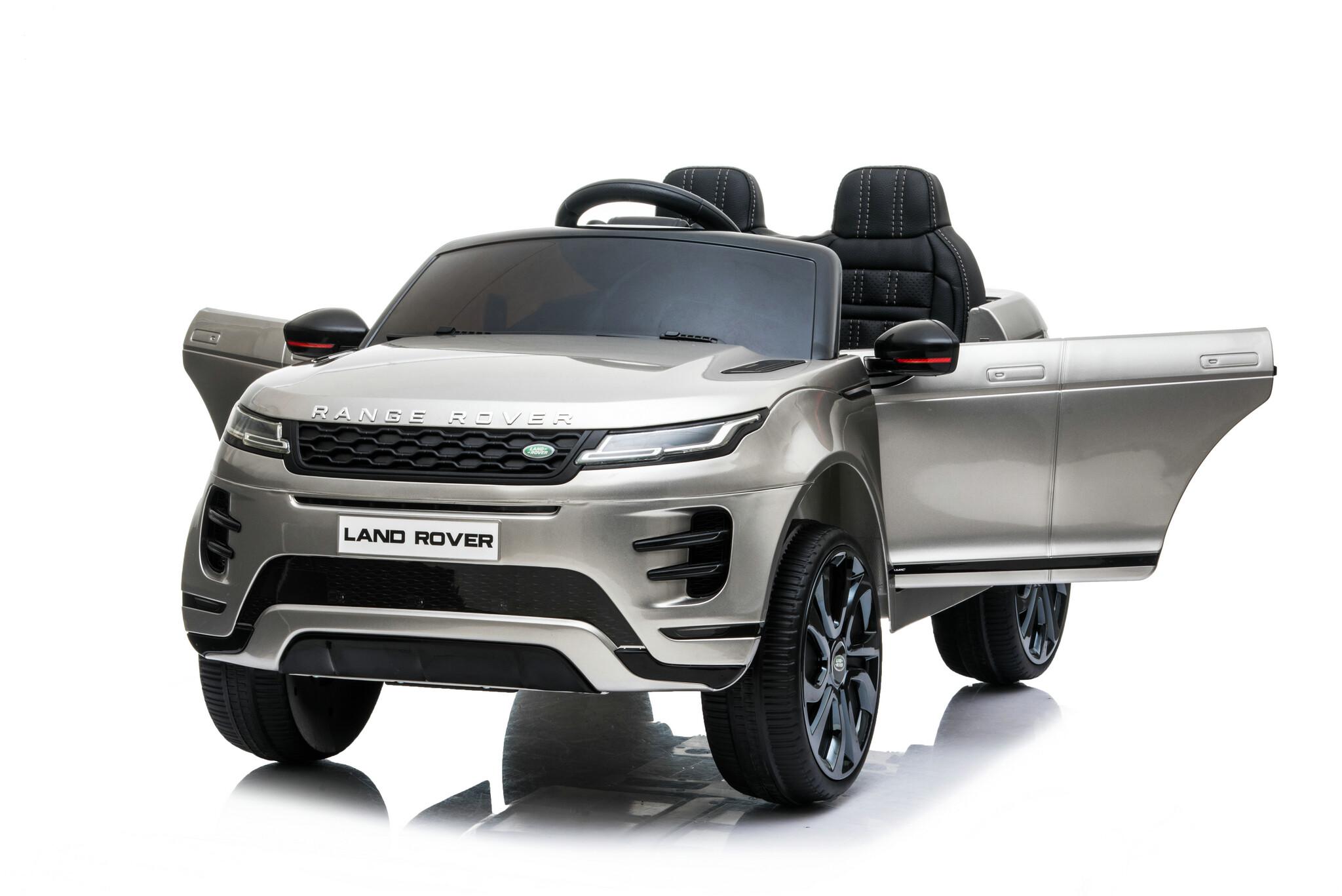 Range Rover Evoque kinderjeep electrisch