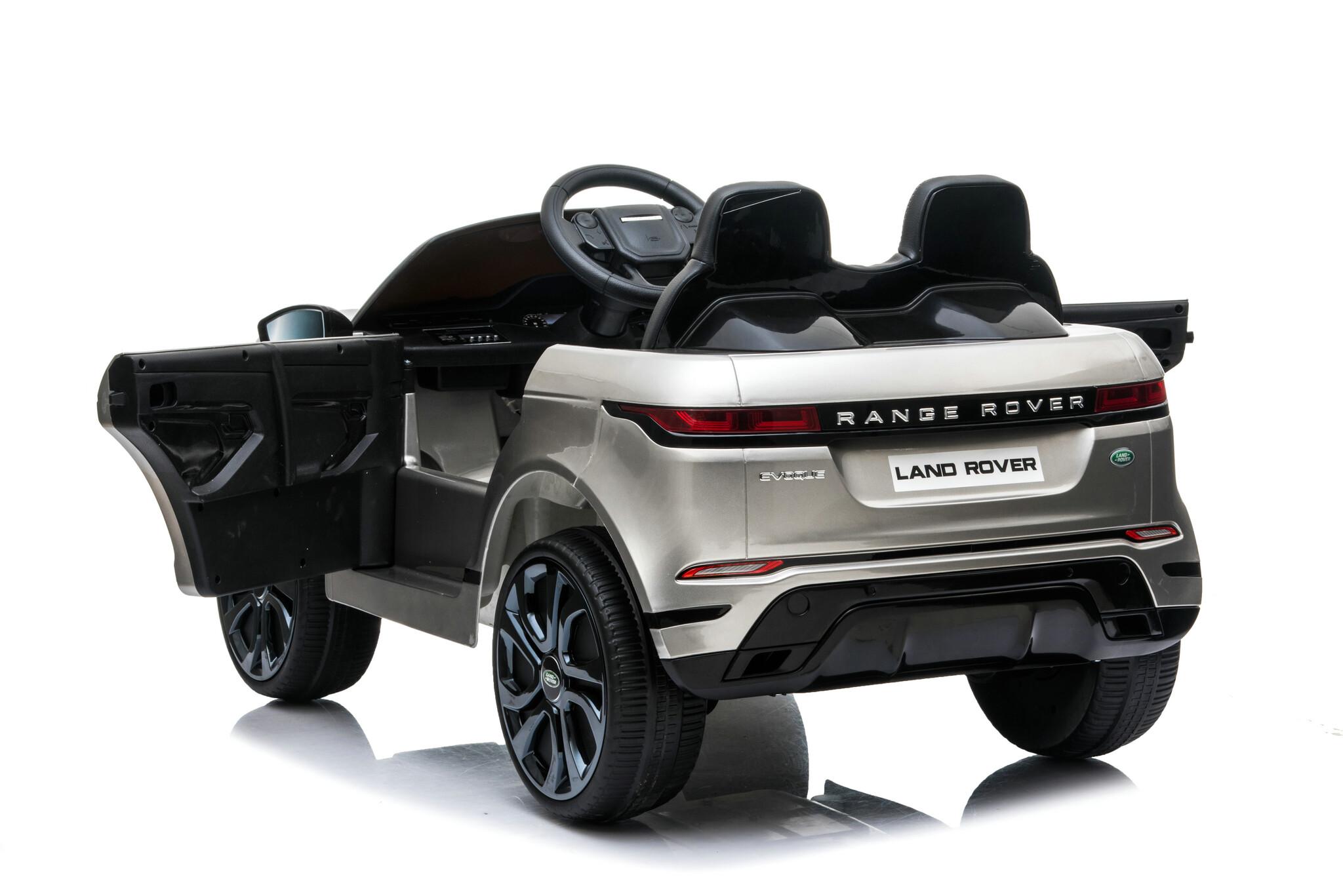 Range Rover Evoque kinderjeep electrisch Herentals 5