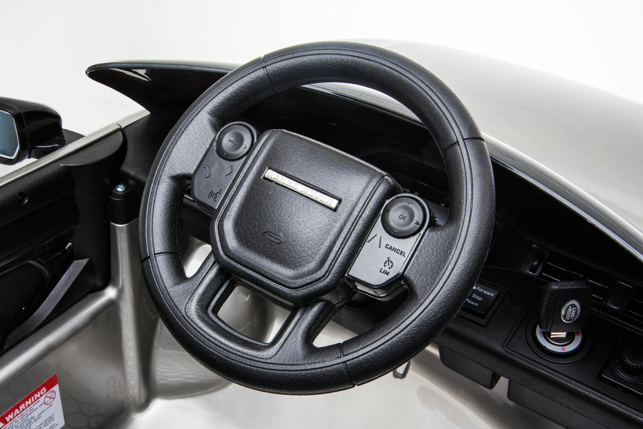 Range Rover Evoque kinderjeep electrisch Herentals 9