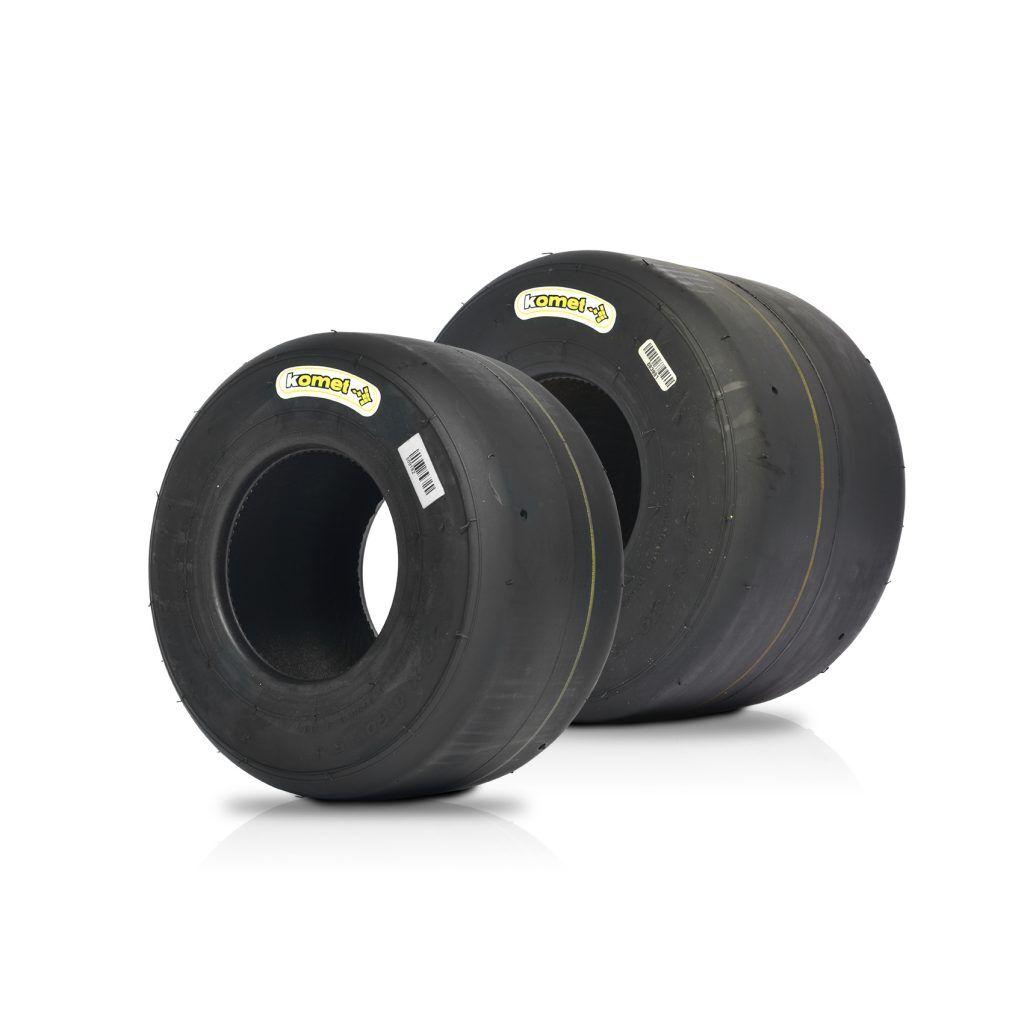 Komet Racing Tyres type K2M set