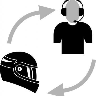 Communicatie helm