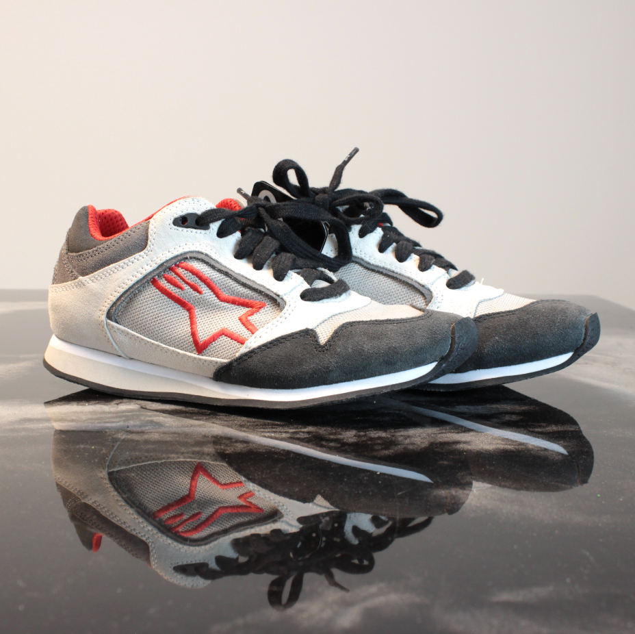 Alpinestars Classic Shoes White/Red