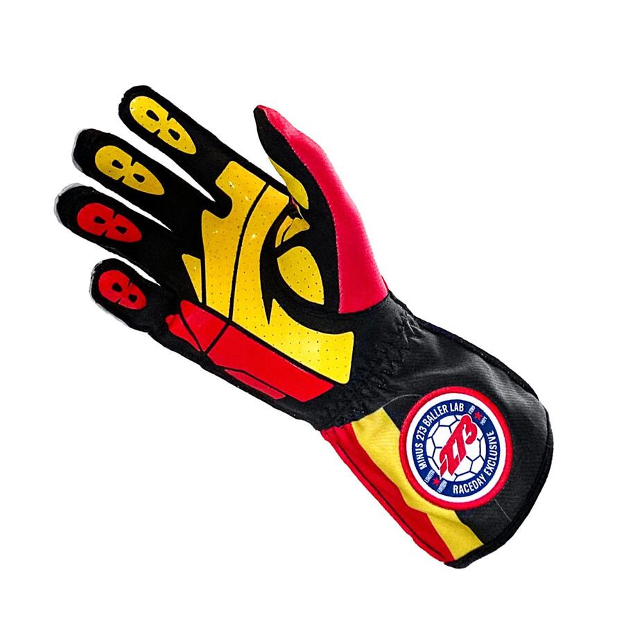 Minus 273 Handschoen karting EURO België1