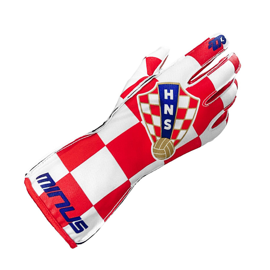Minus 273 Handschoen karting EURO Croatia