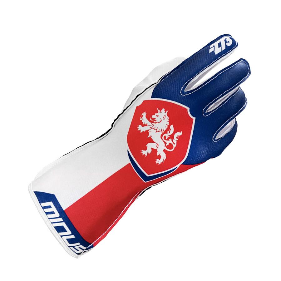 Minus 273 Handschoen karting EURO Czech Republic