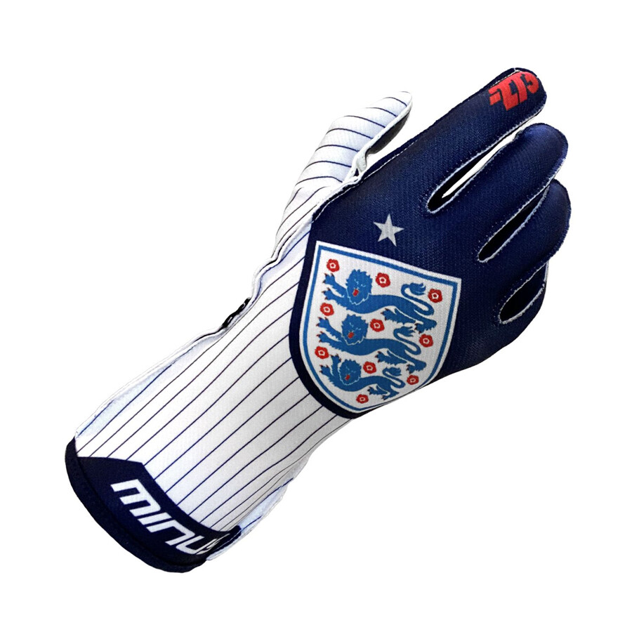 Minus 273 Handschoen karting EURO Engeland
