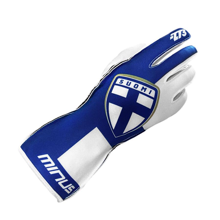 Minus 273 Handschoen karting EURO Finland