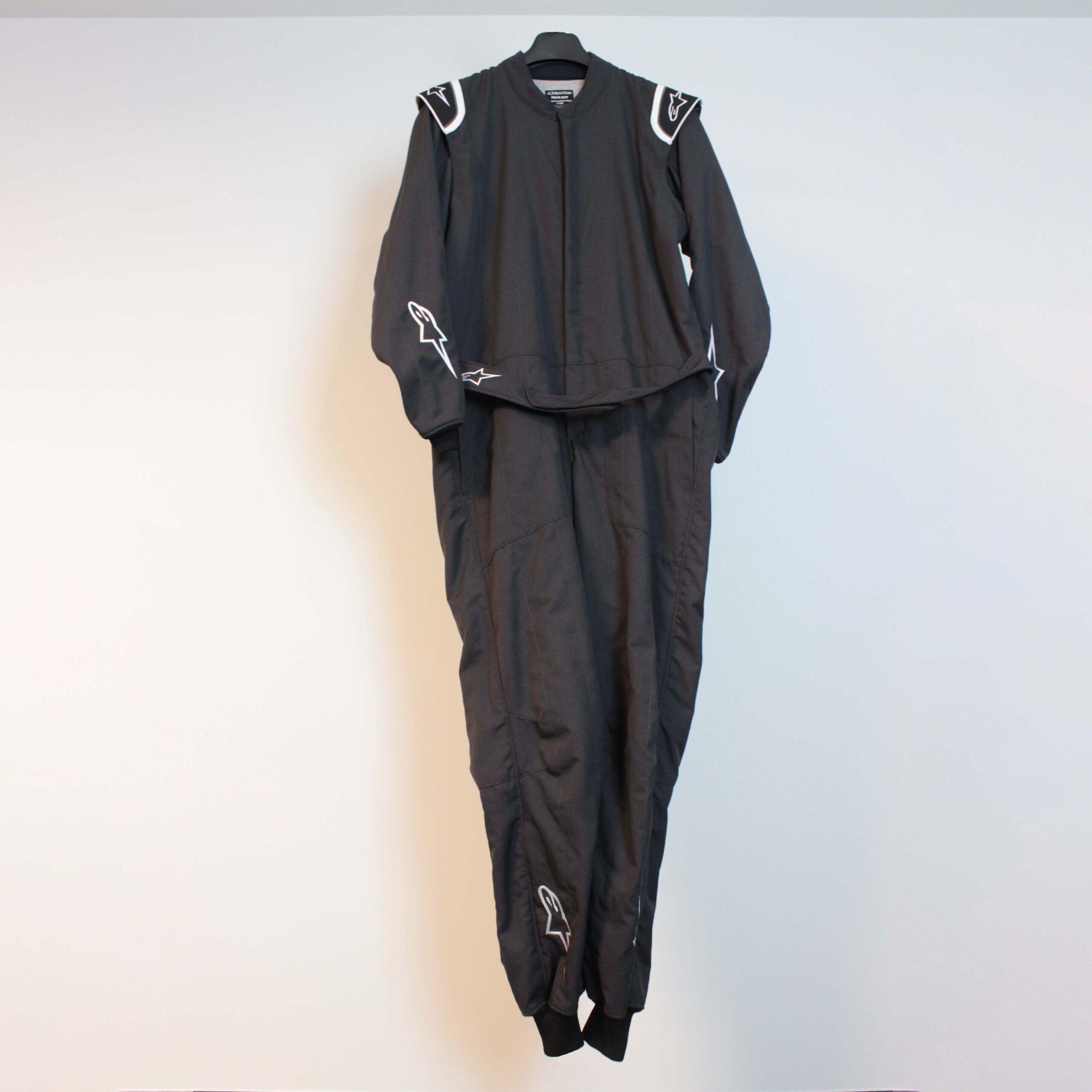 Alpinestars race suit Delta Suit Anthracite