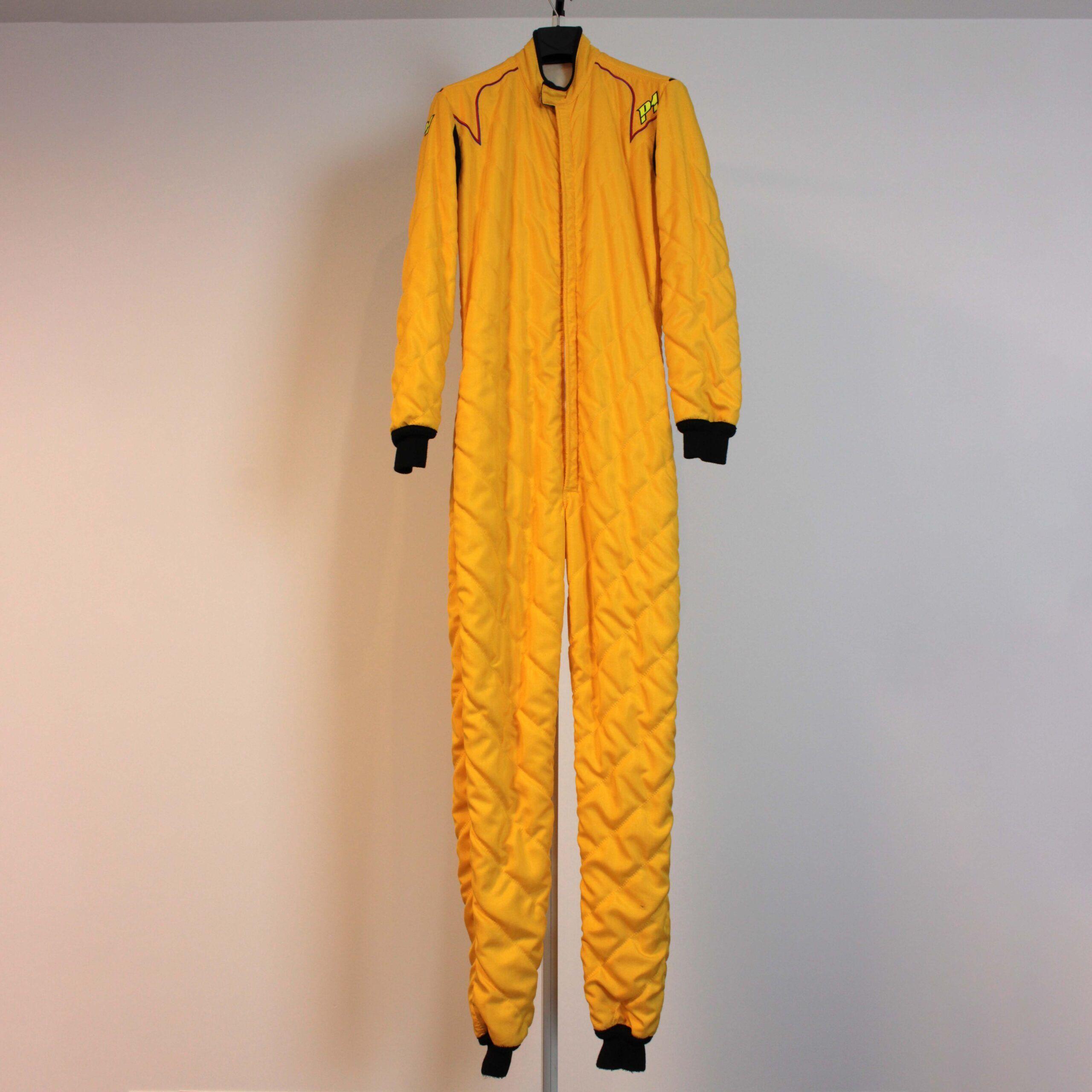 P1 Racewear FORMULA FIA gekeurd overall - Yellow