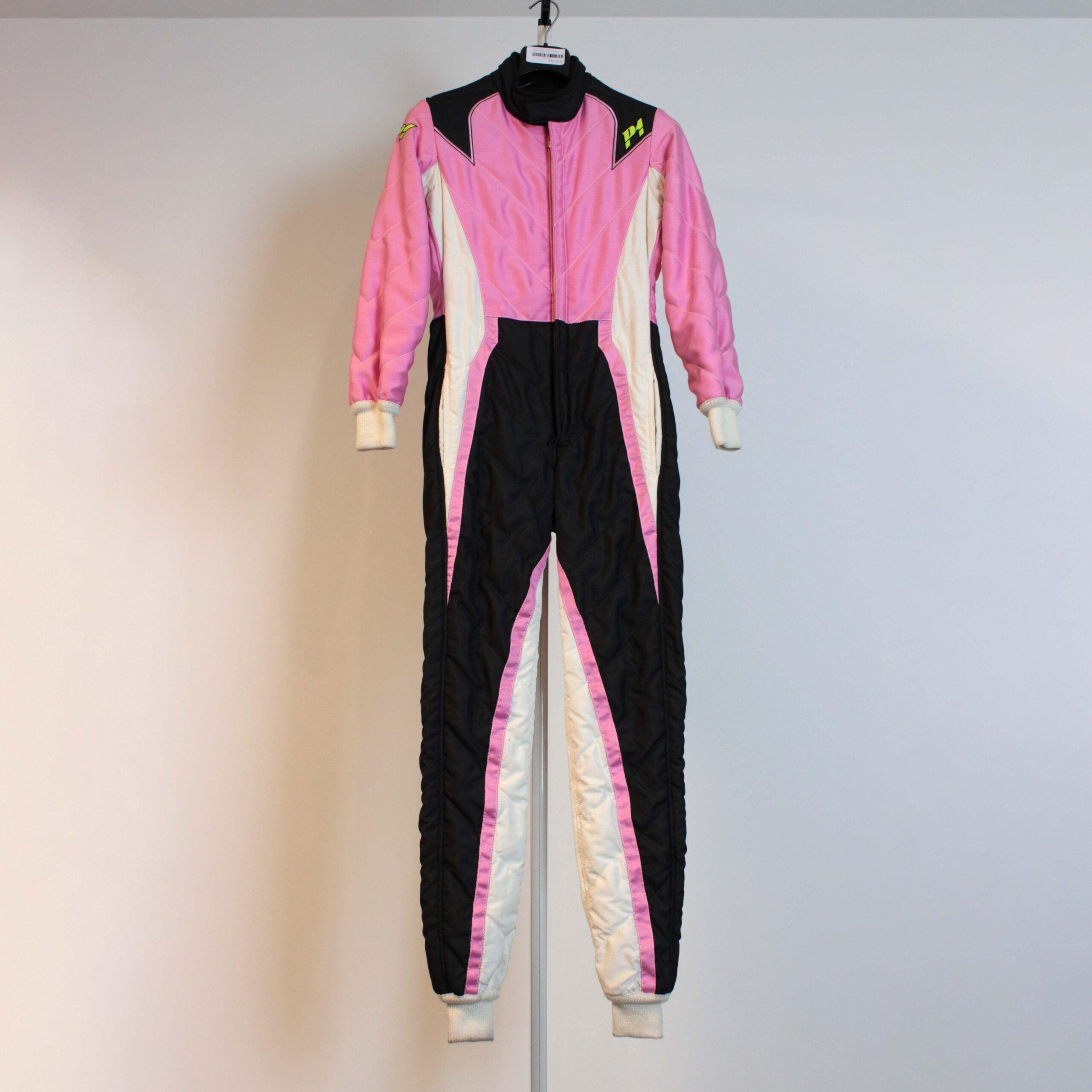 P1 Racewear FORMULA FIA gekeurd overall - Pink