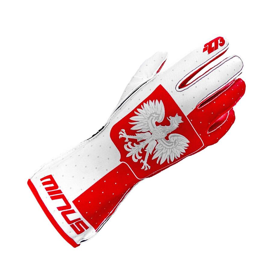 Minus 273 Handschoen karting EURO Poland