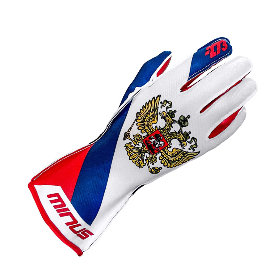 Minus 273 Handschoen karting EURO Russia