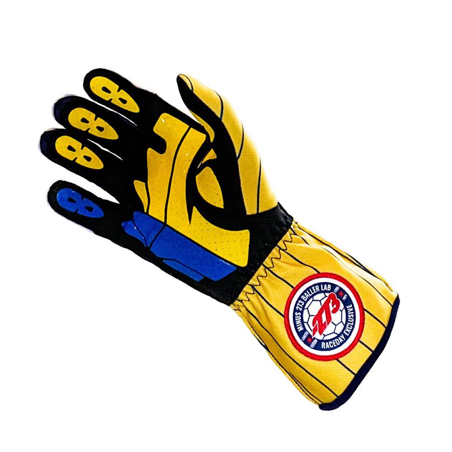 Minus 273 Handschoen karting EURO Sweden1