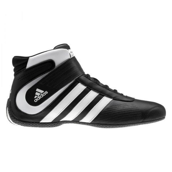 Adidas Kart XLT Schoen voor kartsport Black/White01