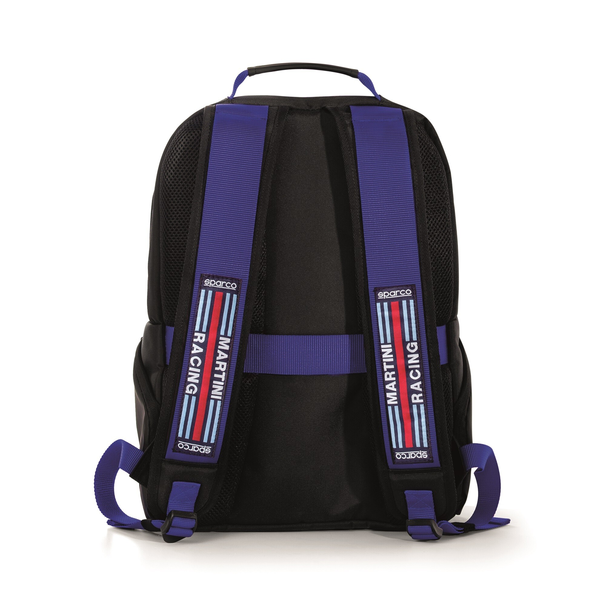 Sparco Stage Backpack Martini Racing Black/Blue