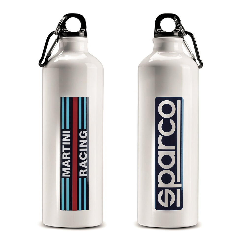 Sparco Water Bottle Martini Racing