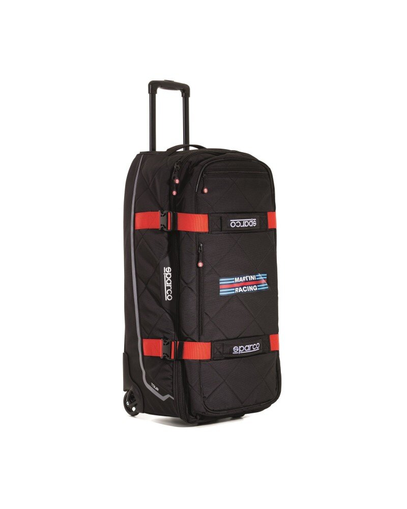 Sparco Tour Martini Racing Black/Red