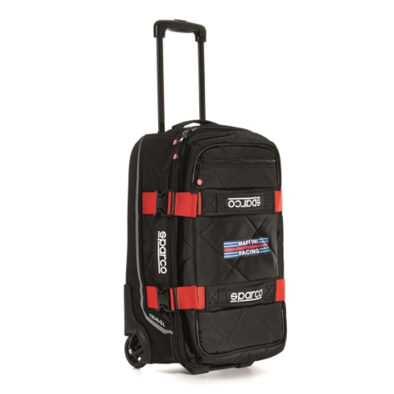 Sparco Travel Martini Racing Black/Red