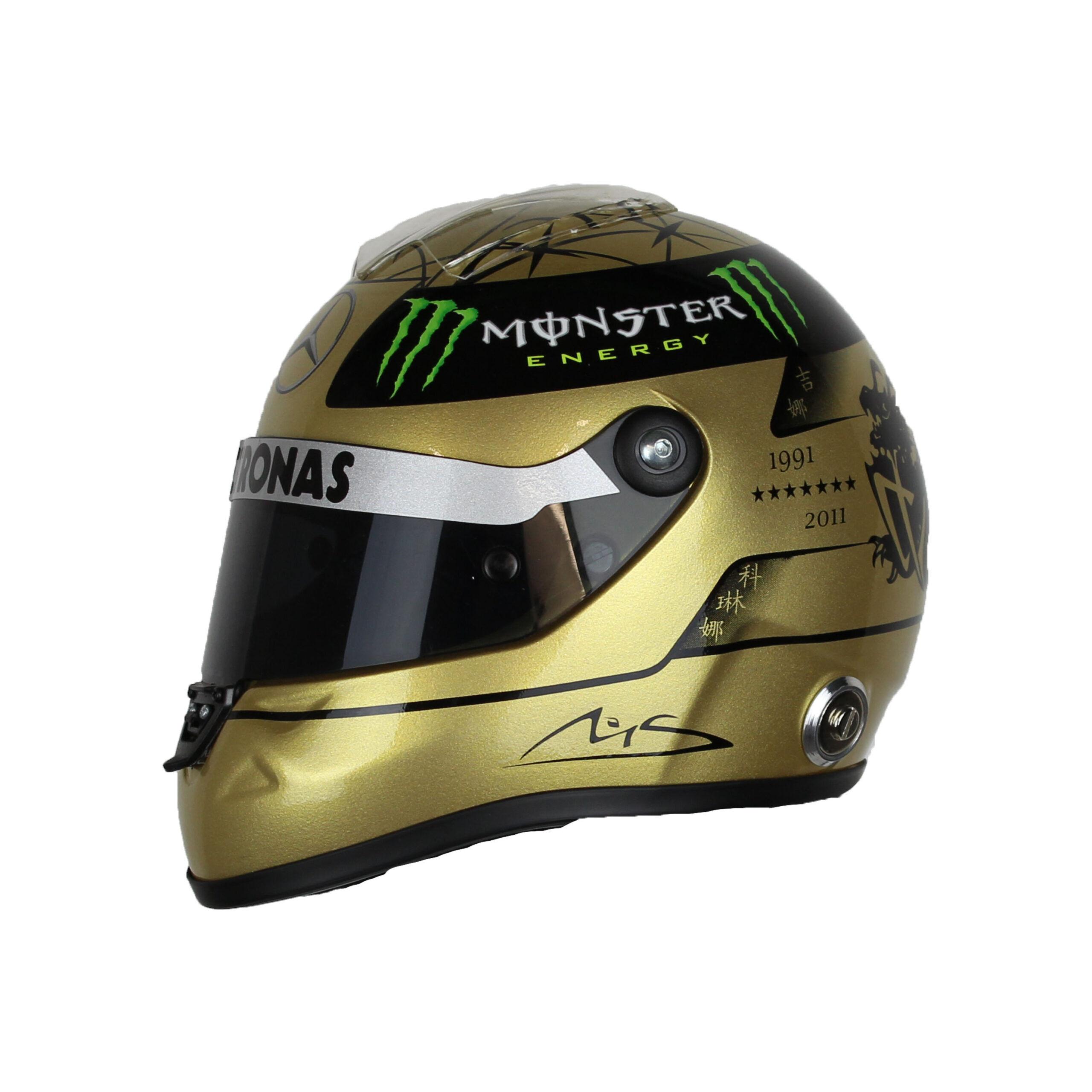 Michael Schumacher Gold Edition