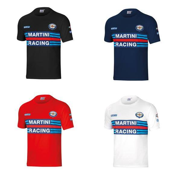 sparco martini t-shirts